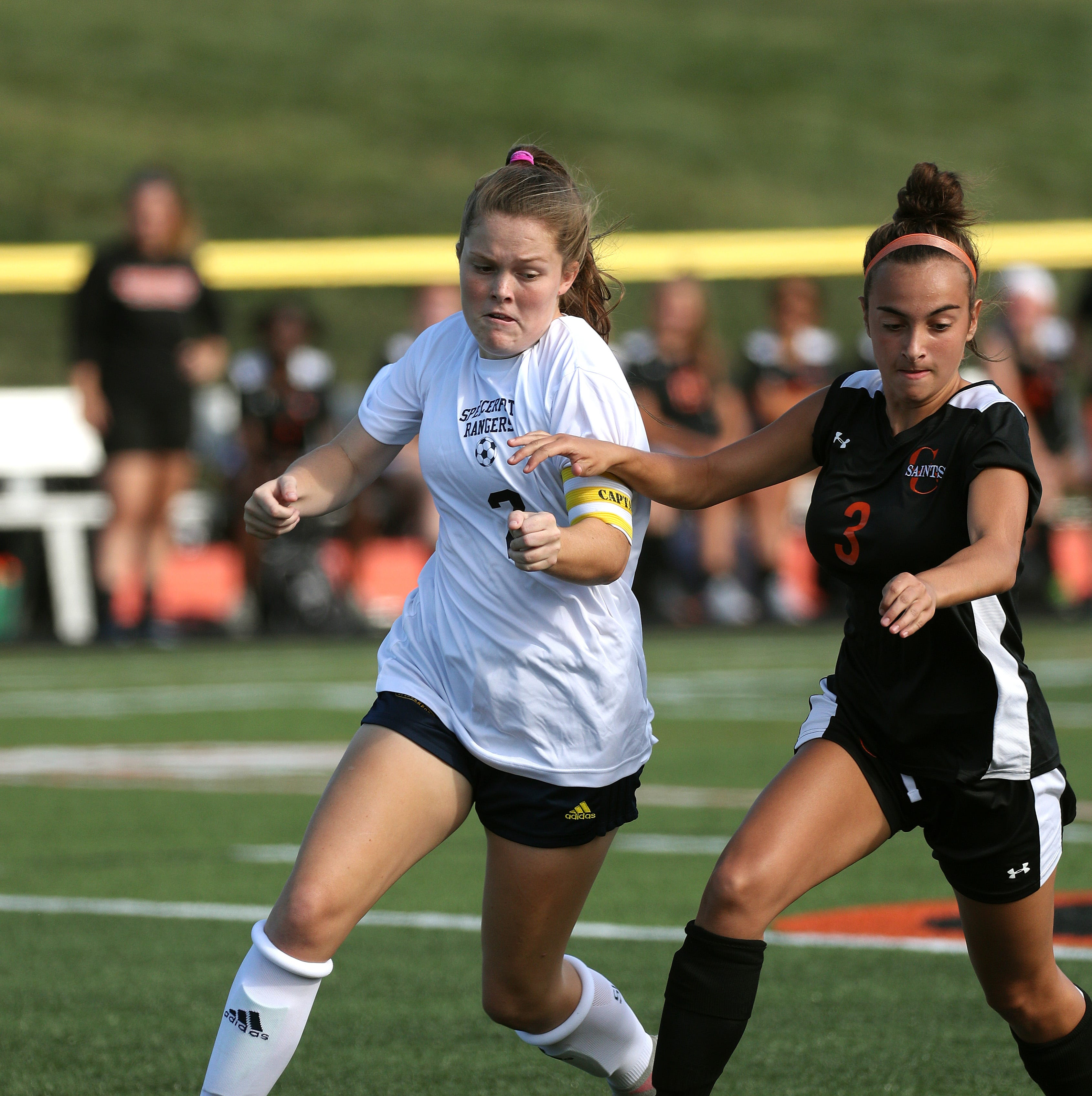 Penfield, Spencerport among No. 1 seeds in Section V girls soccer tournament