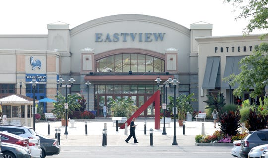 The Sears store at Eastview Mall will close by November, the retailer announced.