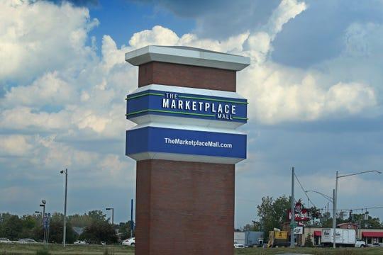 Marketplace Mall in Henrietta Wednesday, Sept. 5, 2018.