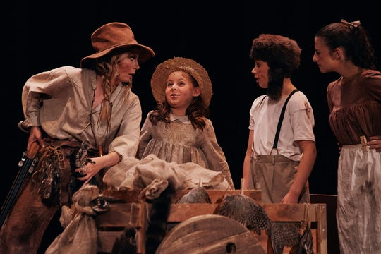 "The Elsinore Theatre's production of ""Annie Get Your Gun"" runs through Sunday, Sept. 9, in Salem, Oregon."