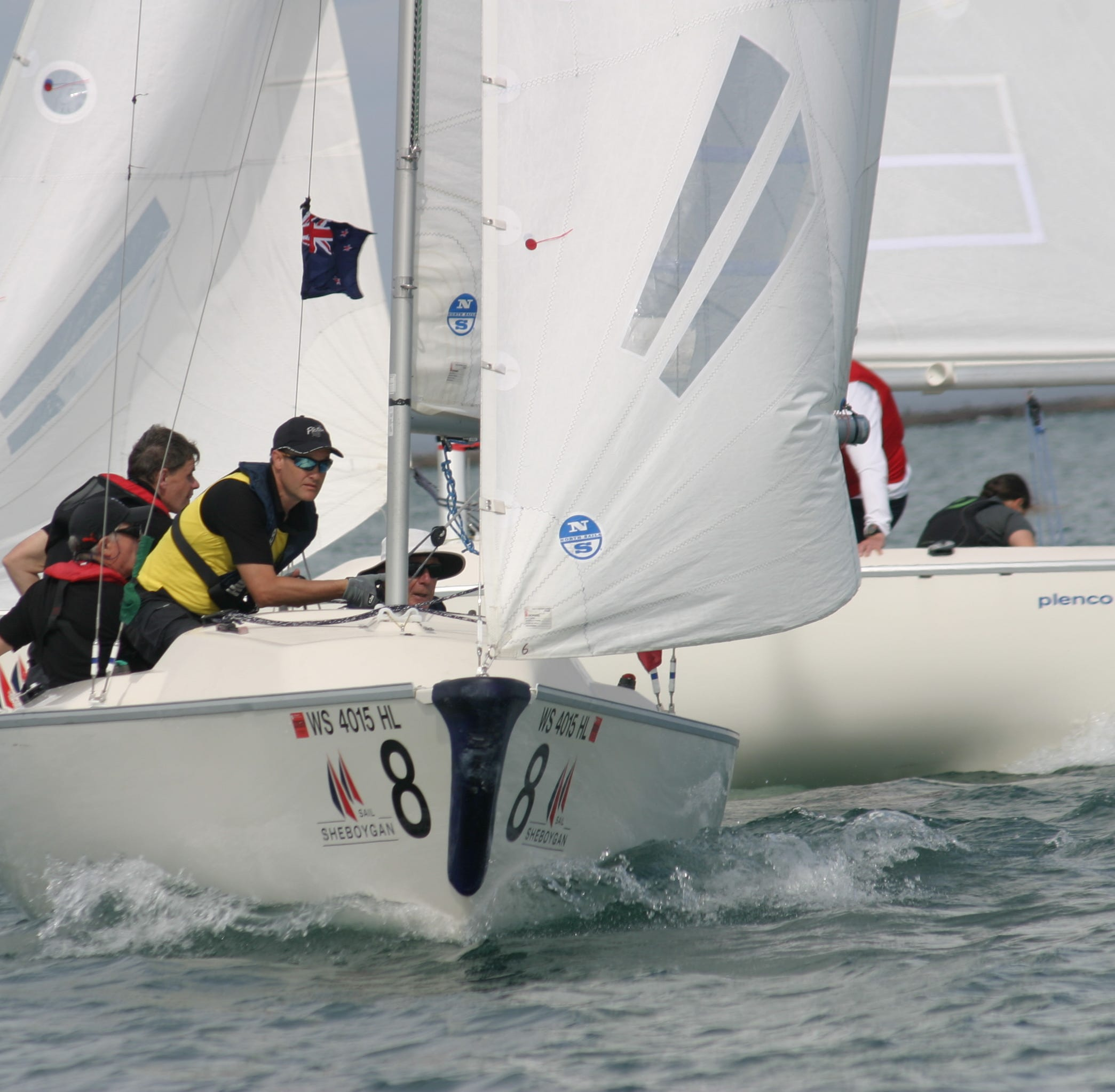 Sheboygan events: Para World Sailing Championship, Road America vintage cars top weekend