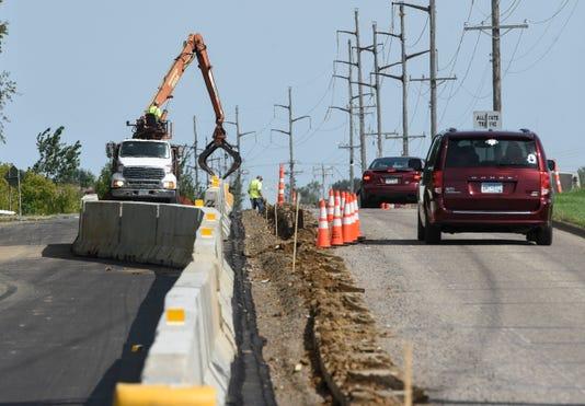 Benton County Roadwork
