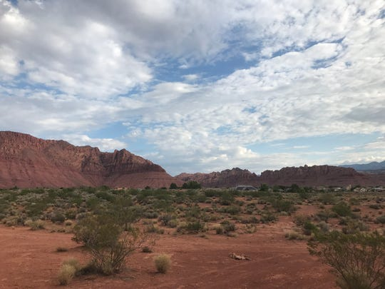 A development called Snow Canyon Resort has been proposed for an area in Ivins popular with neighbors because of its open space.