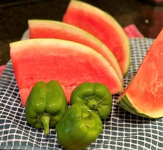 Watermelon Peppers Photobyamullins Amymullins