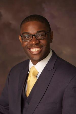 Darrick McGhee, lobbyist for Johnson & Blanton.