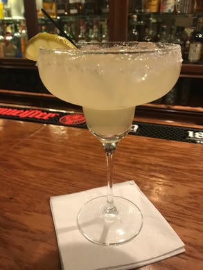 Enjoy A Margarita At The Irish American Club