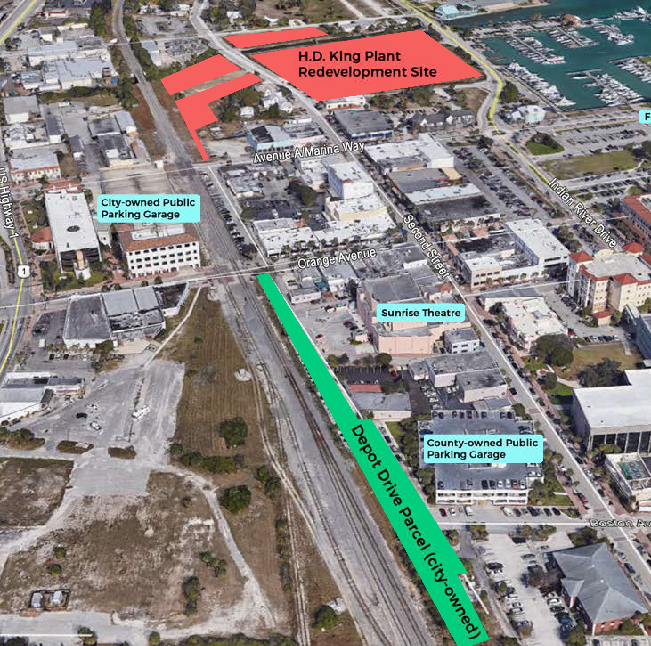 Can Fort Pierce snag a Brightline station? | Anthony Westbury