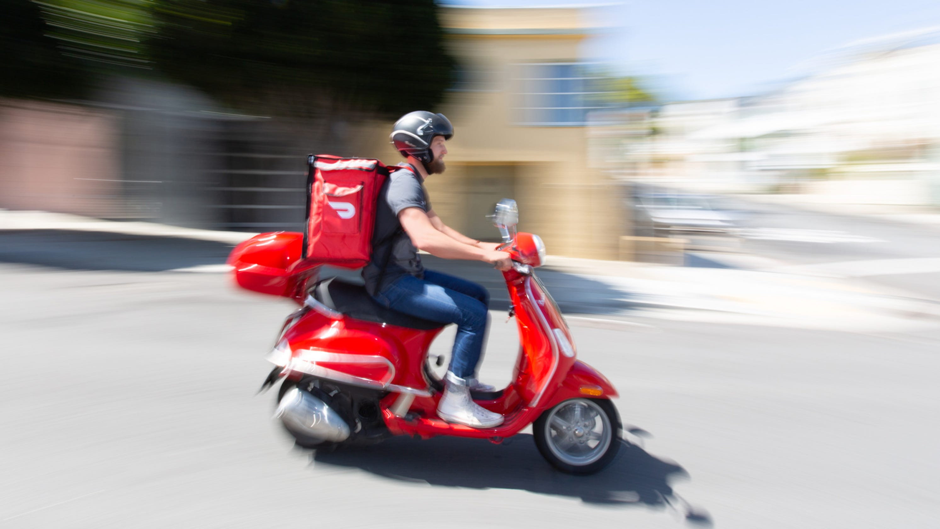 DoorDash, a local food delivery service, leaves bad taste with eateries