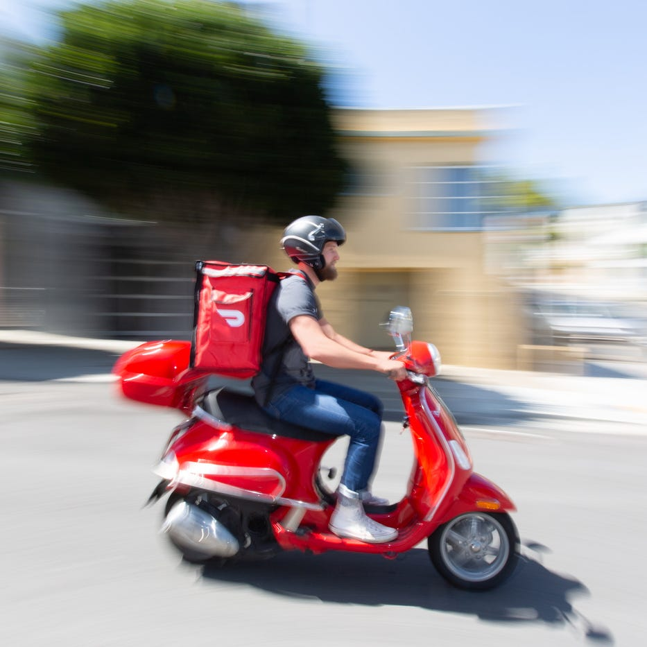 DoorDash, a local food delivery service, leaves bad taste with restauranteurs