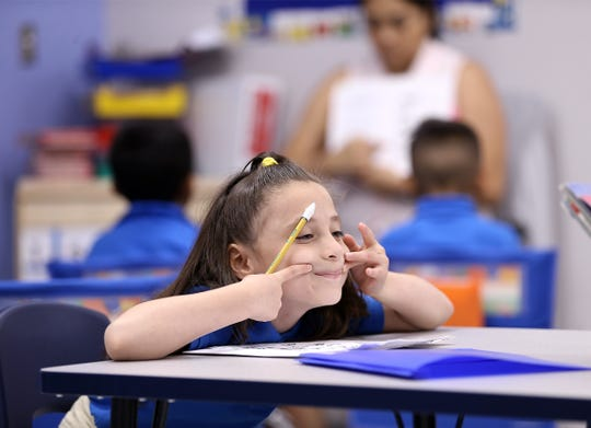 There's still time for fun at IDEA Edgemere, which opened this school year in far East El Paso.