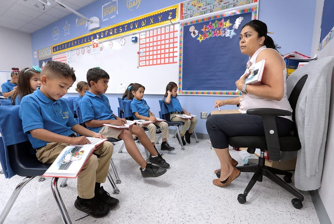 IDEA Edgemere opened this school year in far East El Paso at 15101 Edgemere Blvd. IDEA Public Schools, a Rio Grande Valley-based chain of charter campuses, plans to open 20 schools in El Paso by 2023, with its first West El Paso campus set to open at the start of the 2019-20 school year.