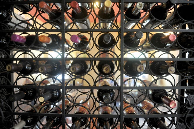 Taste a variety of wines during Saturday's Winter Wine Walk in Ventura.