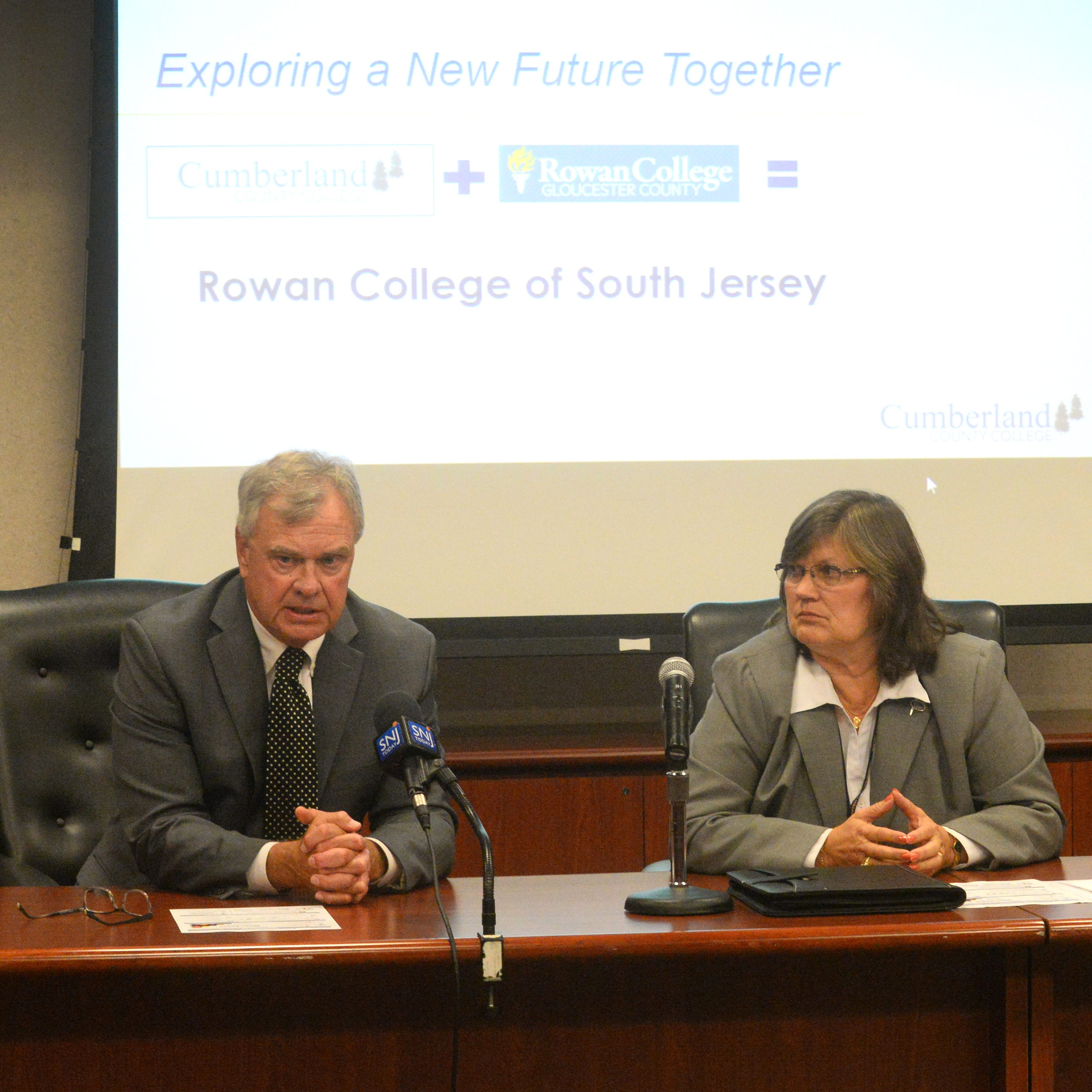 YOUR TURN: Merger of Cumberland, Gloucester colleges would be visionary step