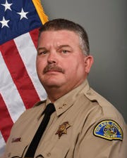 Undersheriff Tom Sigley