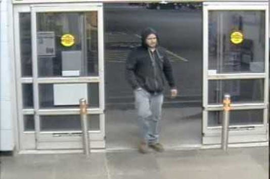 Town Of Holton Theft Suspect Pic 1