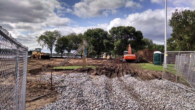 International friendship gardens will begin to take shape this fall in the Cultural Commons at Pfiffner Pioneer Park in Stevens Point.