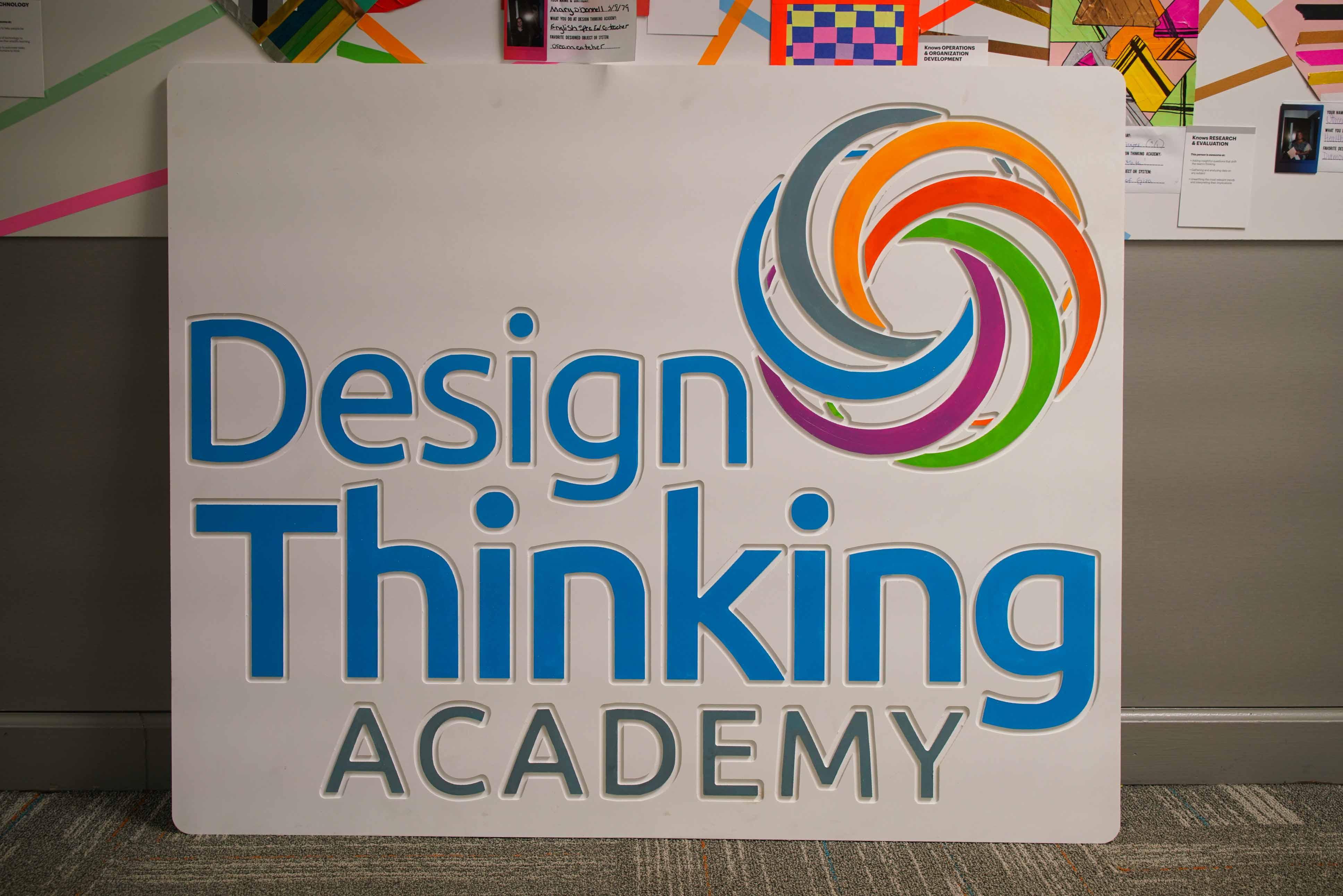 Design Thinking Academy rebrands