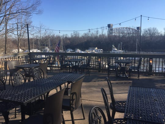 Grain H2O restaurant is on the Chesapeake and Delaware Canal at the Summit North Marina in Bear.