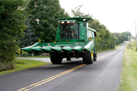 Rural roads were one of several rural community issues discussed by the Dairy Task Force 2.0.