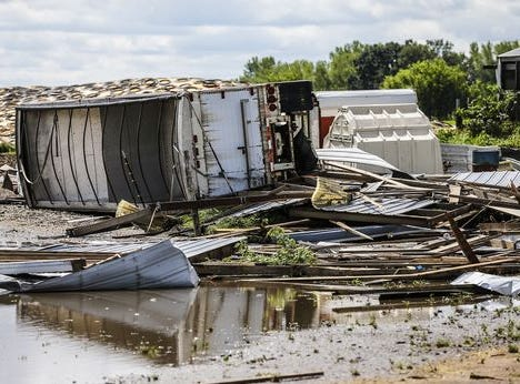 $1 million in new flood relief assistance announced for counties impacted by severe flooding
