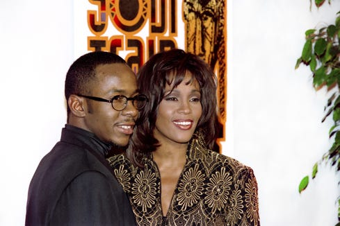 "BET's ""The Bobby Brown Story"" portrays Bobby Brown's former relationship with Whitney Houston."