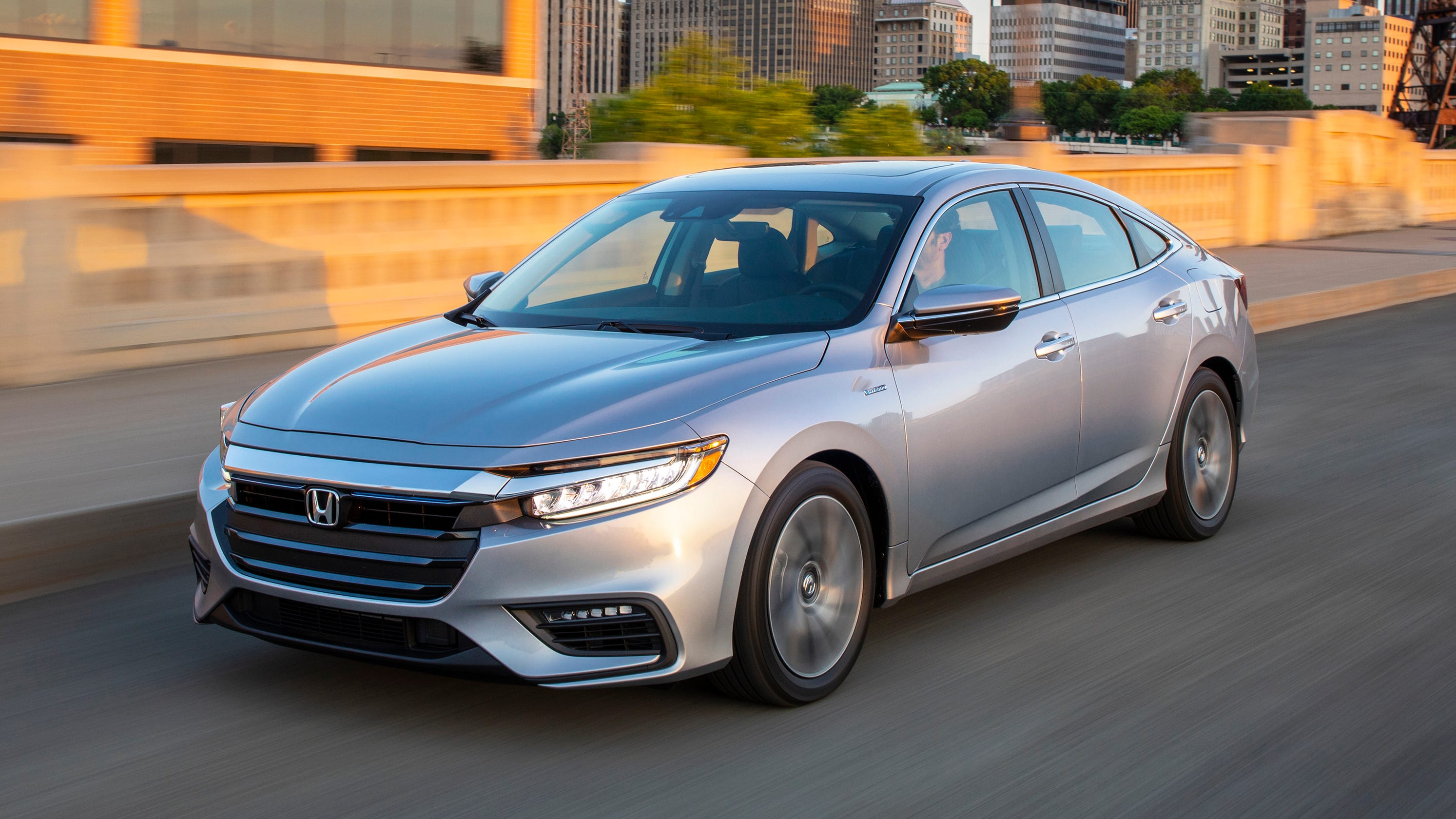 This Honda Hybrid Honored As Green Car Of The Year