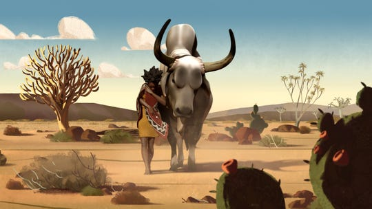 """""""Liyana"""" is the story of African orphans who heal through storytelling."""