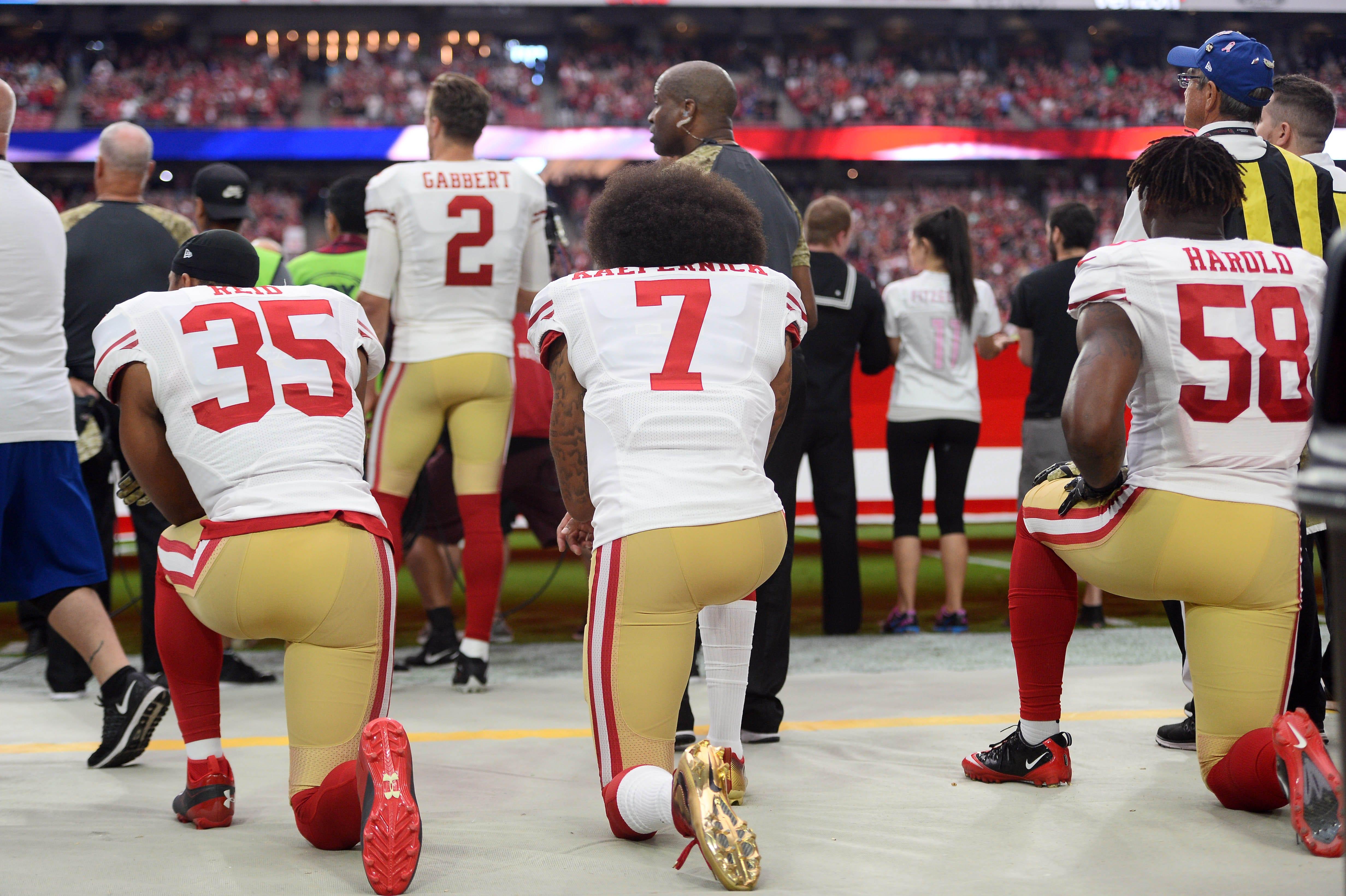 In NFL ratings, good football trumps politics