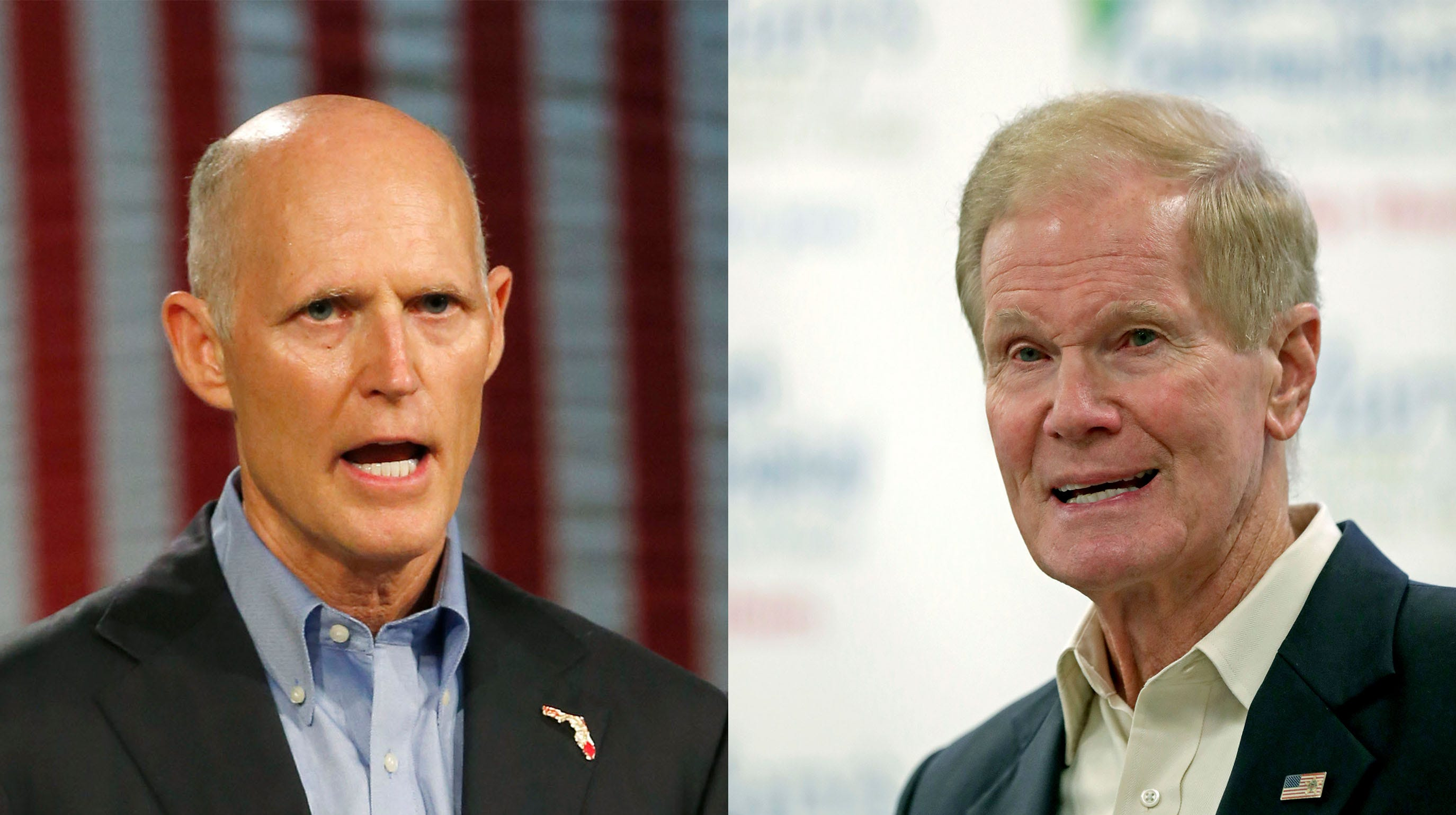 "Florida's U.S. Senate and Agriculture Commissioner are now in ""hand-recount"" territory. Here's what it took to get there"