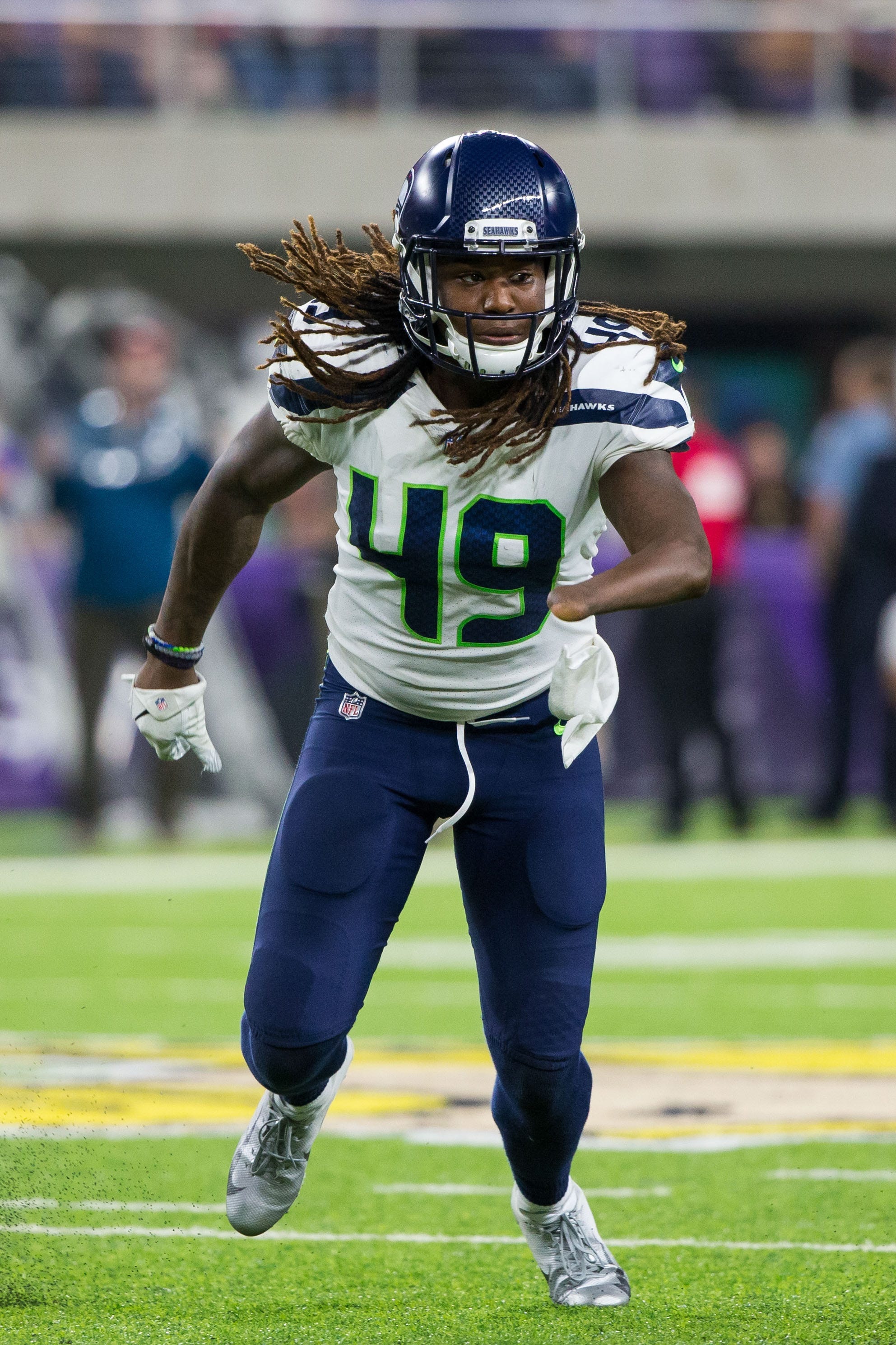 Shaquem Griffin Seahawks One Handed Rookie Lb To Start Make Your Own Beautiful  HD Wallpapers, Images Over 1000+ [ralydesign.ml]