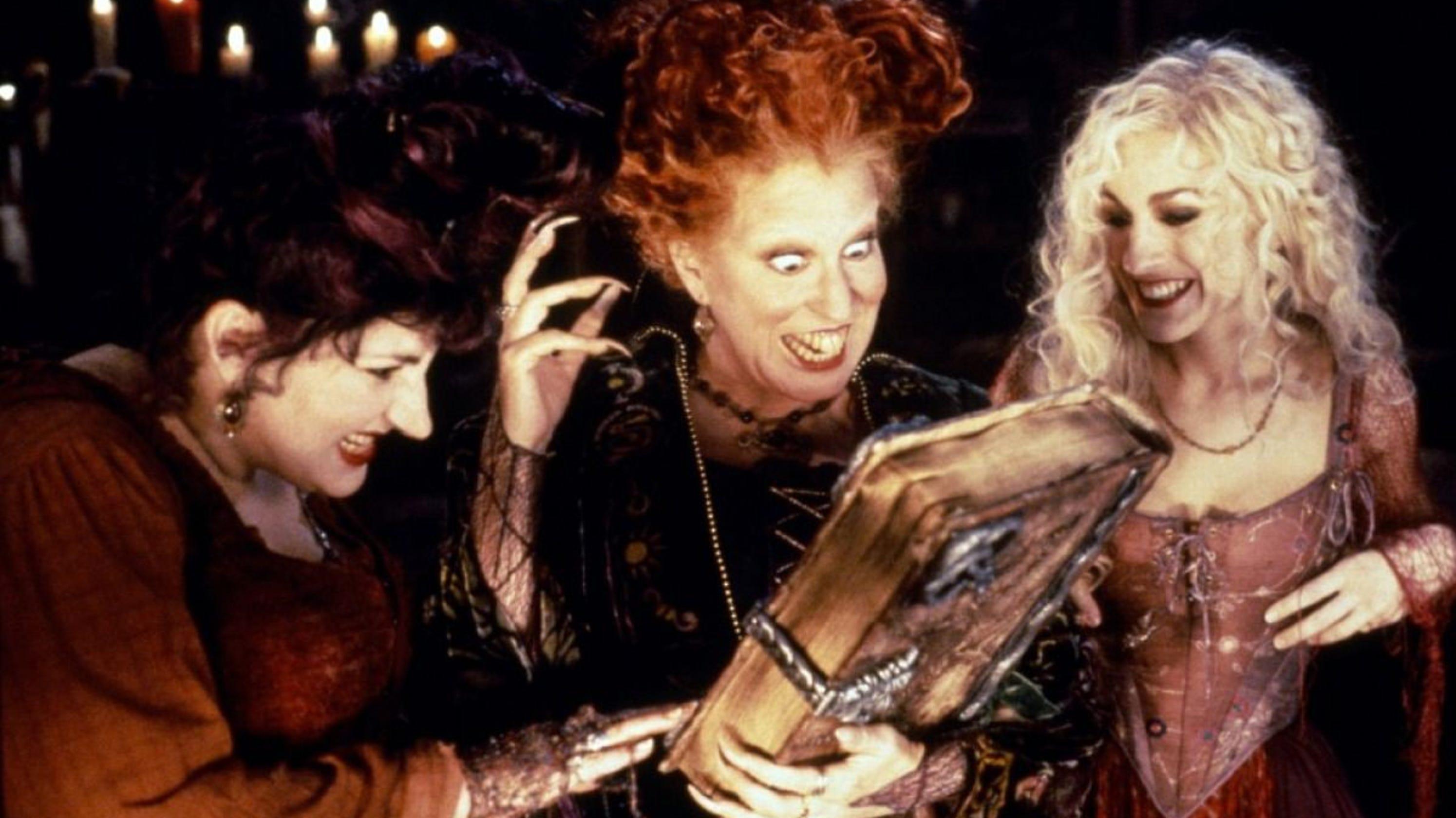 Freeform's '31 Nights of Halloween' full listing of movies