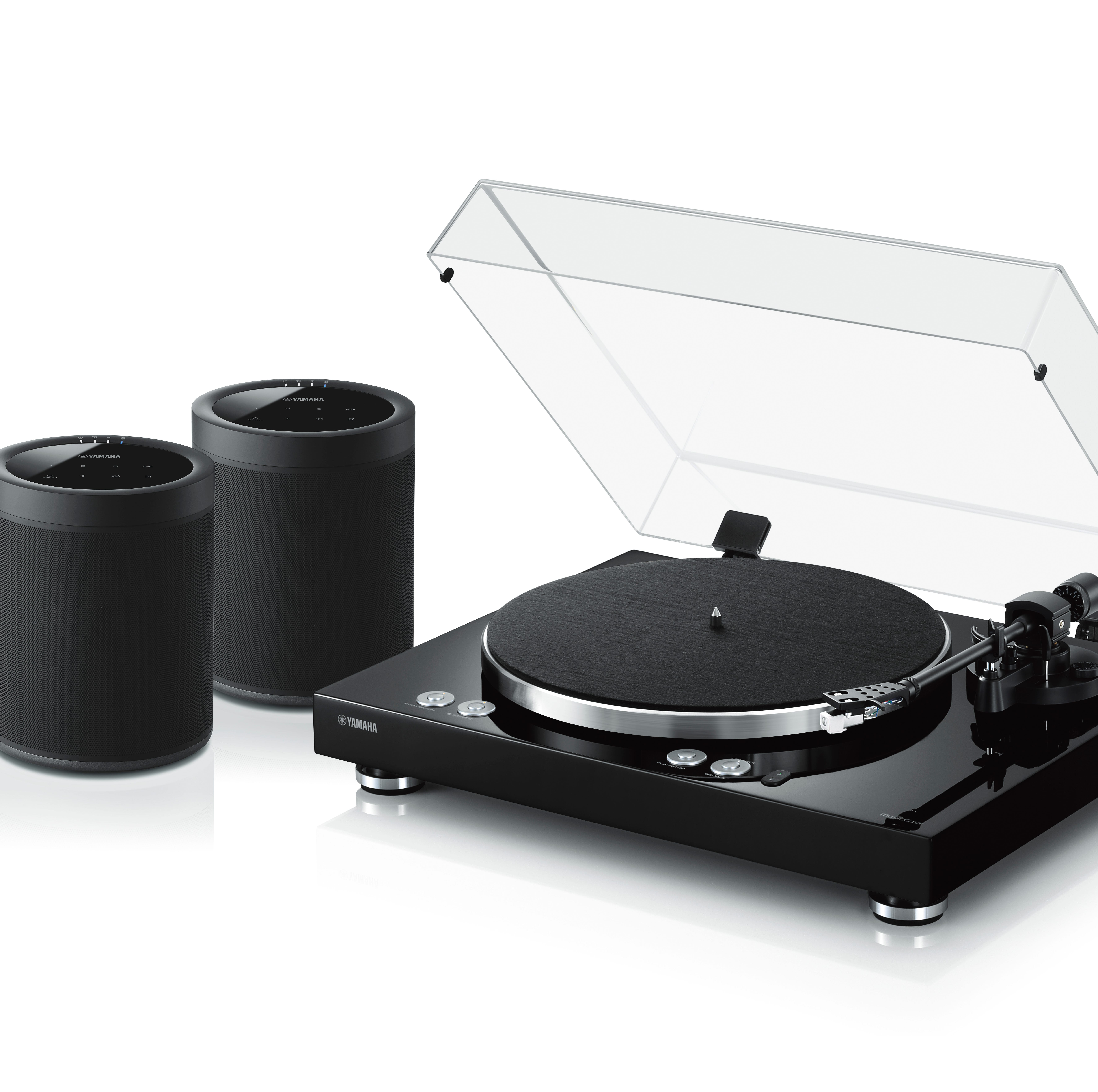 Yamaha's new Wifi turntable sells for $449.