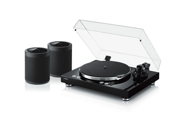Yamaha's new Wifi turntable sells for $699