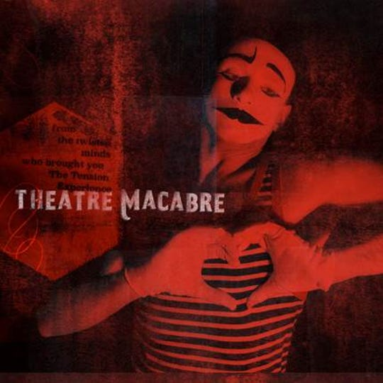 """Theatre Macabre"" is ""for anybody looking for an adventure,"" says ""Saw II - IV"" director Darren Lynn Bousman. The show is ""a living breathing thing that you interact with, and in turn it interacts with you!"""