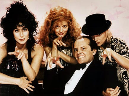 """The Witches of Eastwick"""