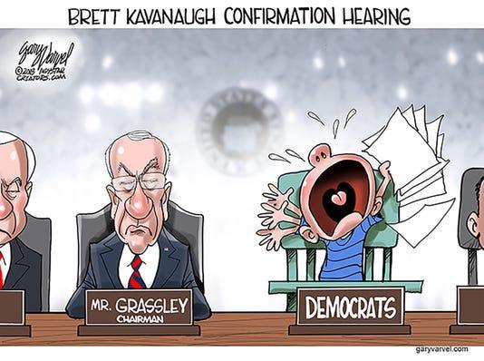 090518indywebonly Kavanaugh Hearings Democrats