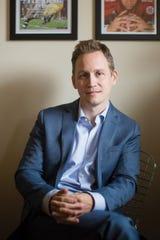 """Charlottesville, Va. neurologist Chris Winter is the author of """"The Sleep Solution."""""""