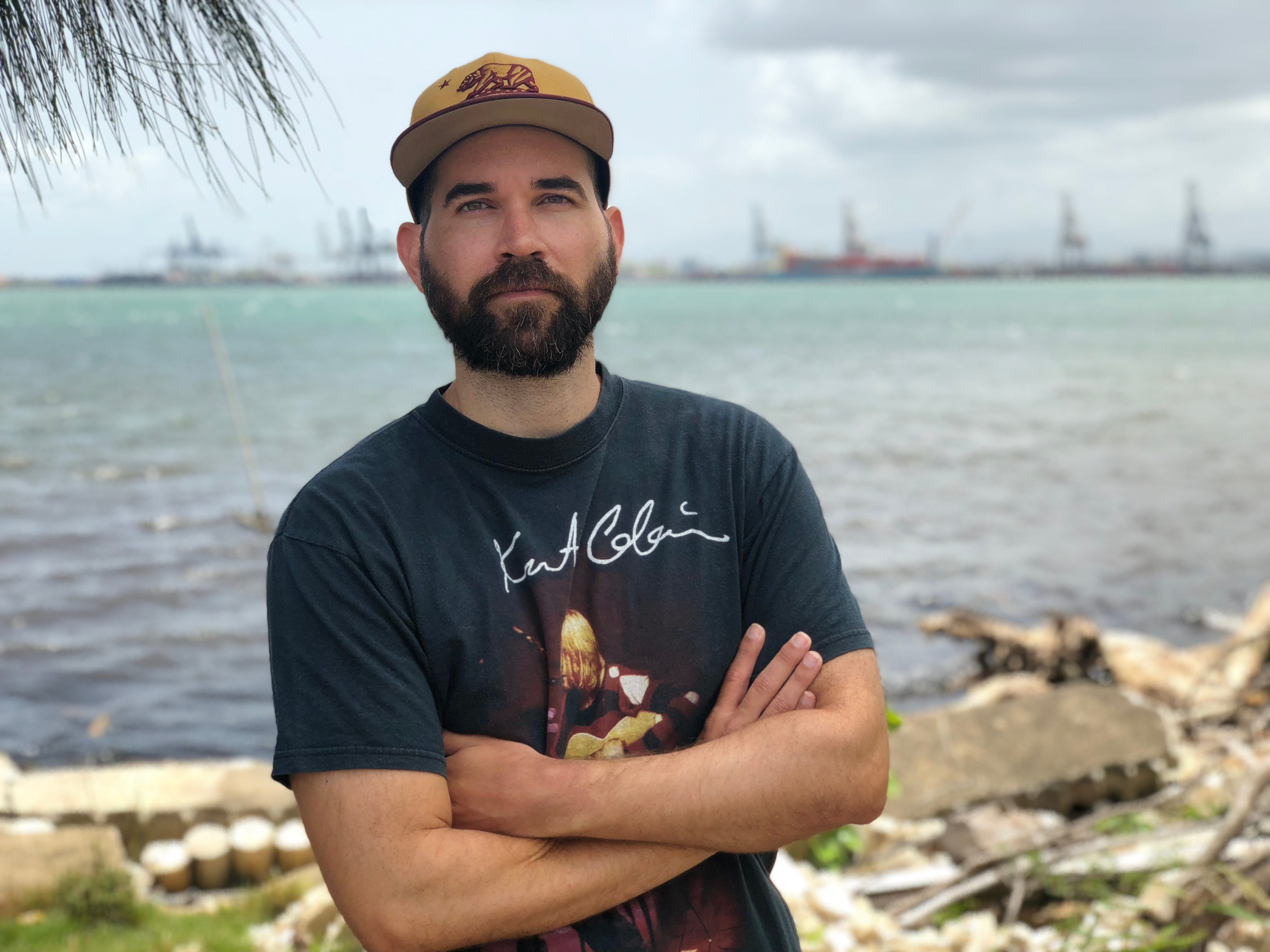 """Gabriel Miranda made a documentary titled """"Vietnam, Puerto Rico,"""" detailing the struggles the neighborhood south of San Juan has endured in fighting redevelopment and displacement of its residents."""