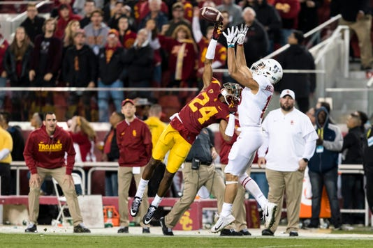 Ncaa Football Pac 12 Championship Southern California Vs Stanford