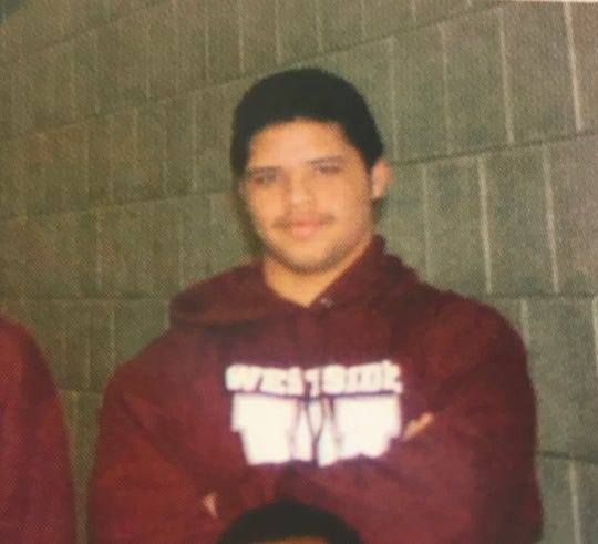 Westside High School's 2007 yearbook lists Omar Enrique Santa as a member of the wrestling team.