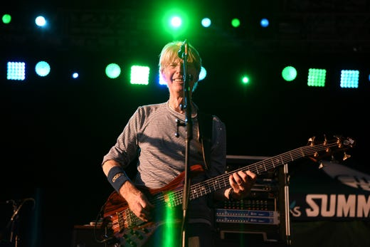 Phil Lesh Setlist Photos Review From New York City