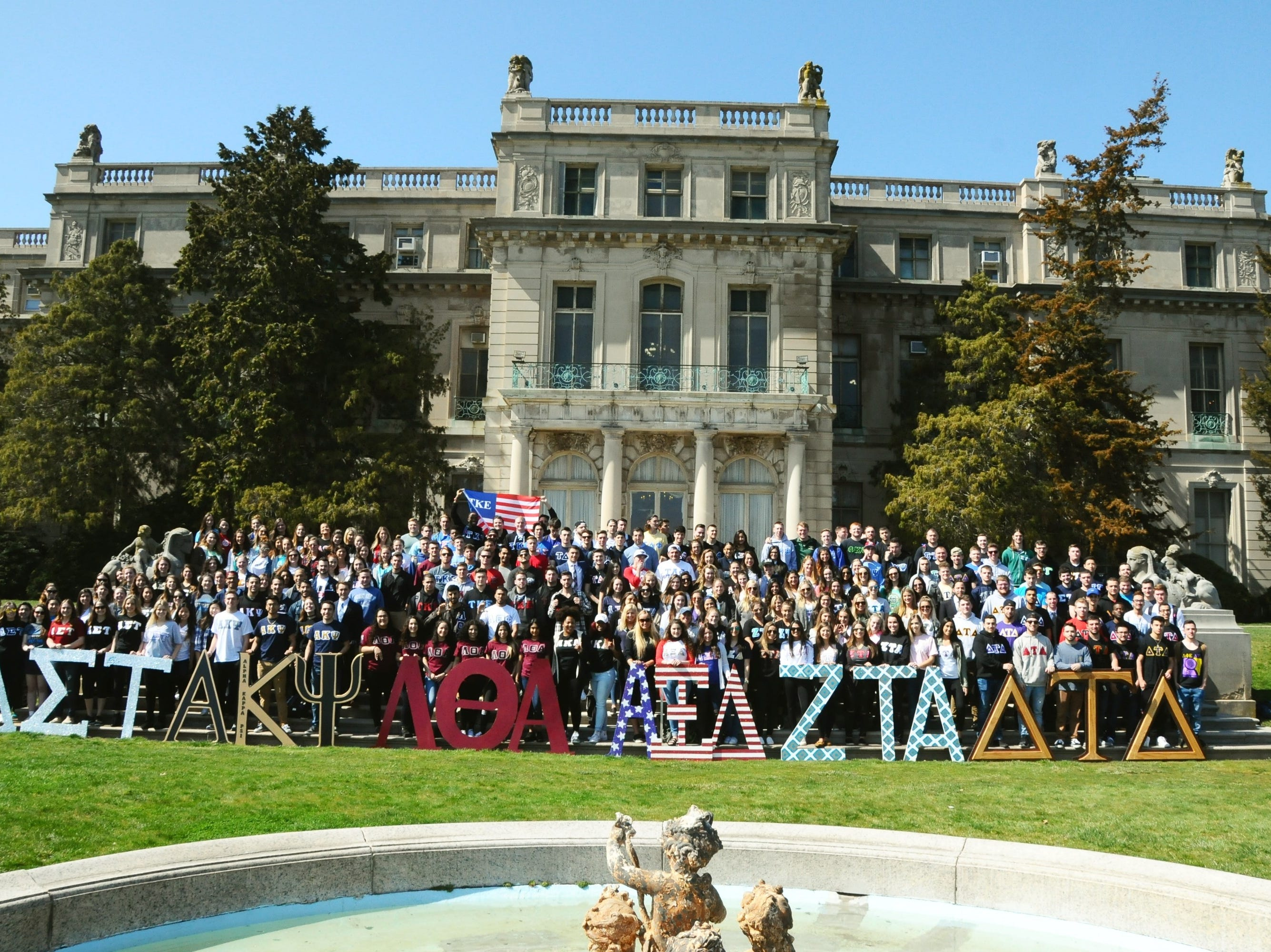 Monmouth University Greek life returns - but changes are on the way