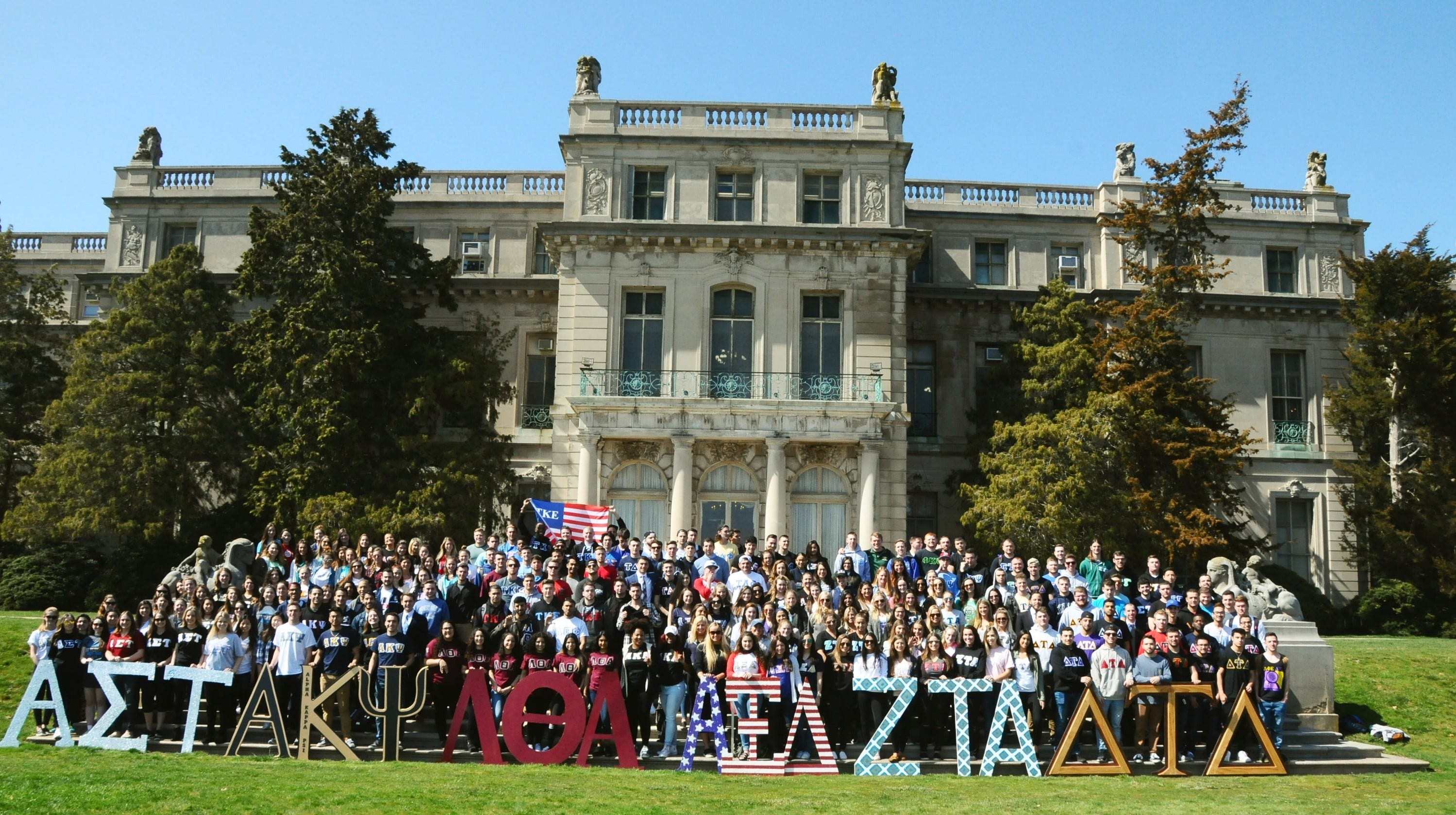 Monmouth University suspends all fraternities and sororities indefinitely
