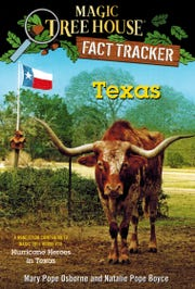 """Magic Tree House: Fact Tracker - Texas"" by Mary Pope Osborne and Natalie Pope Boyce"