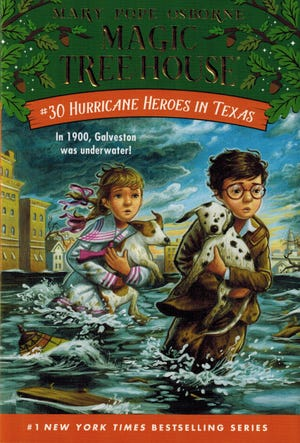 """Magic Tree House: Hurricane Heroes in Texas"" by Mary Pope Osborne"