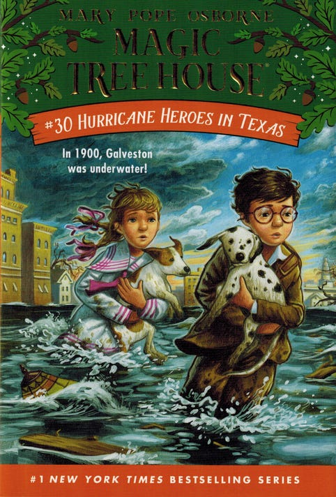 Magic Tree House Hurricane Heroes