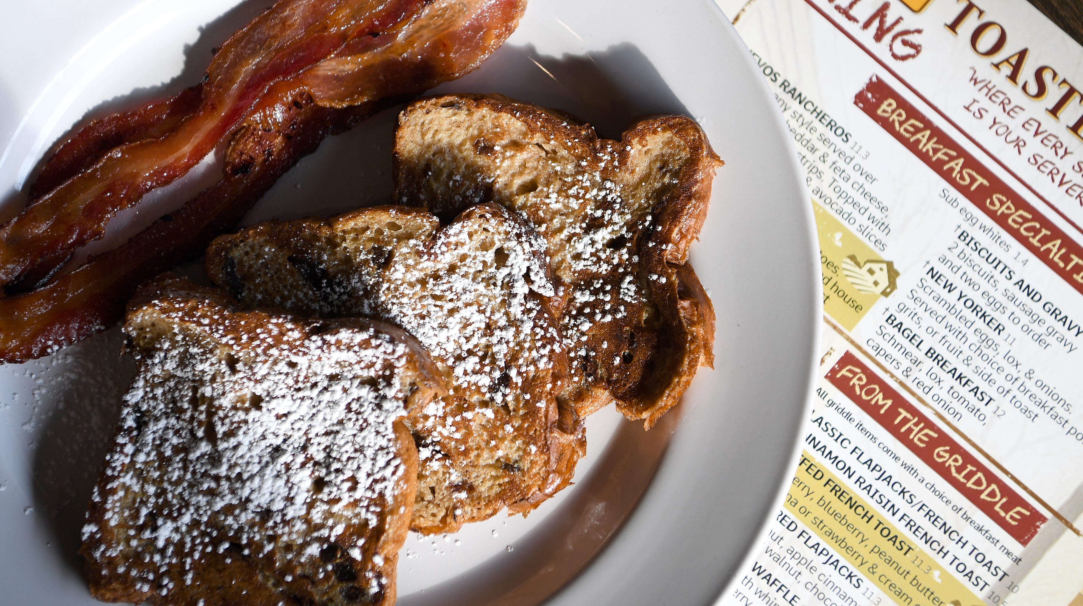 Dining review: Famous Toastery in East Asheville