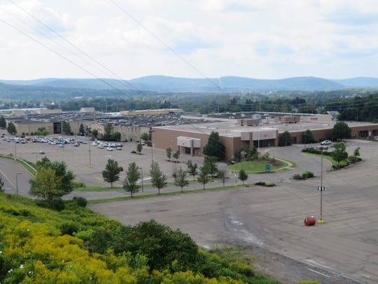 The Oakdale Mall, once one of the region's largest retail centers, is asking for a substantial tax cut.