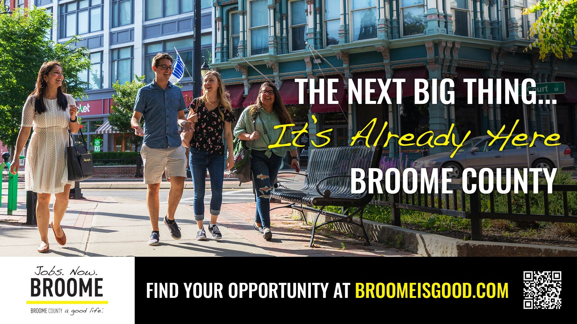 Back to School for Future Broome Workforce!