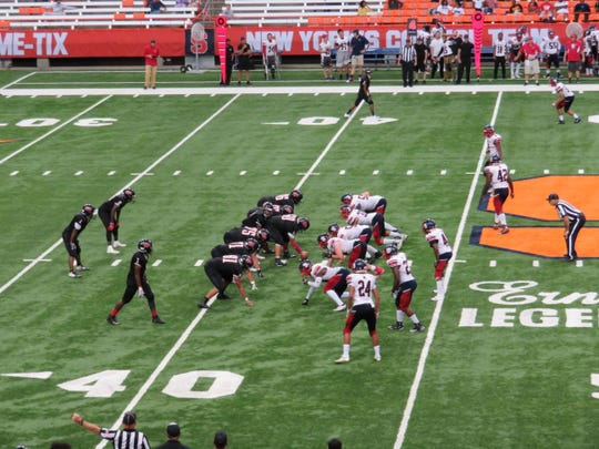 Binghamton opened with a tough loss to Thomas R. Proctor High of Utica.